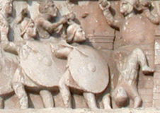 Siege of Verona detail
